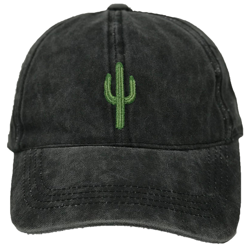 Unconstructed Dad Hat - Cactus