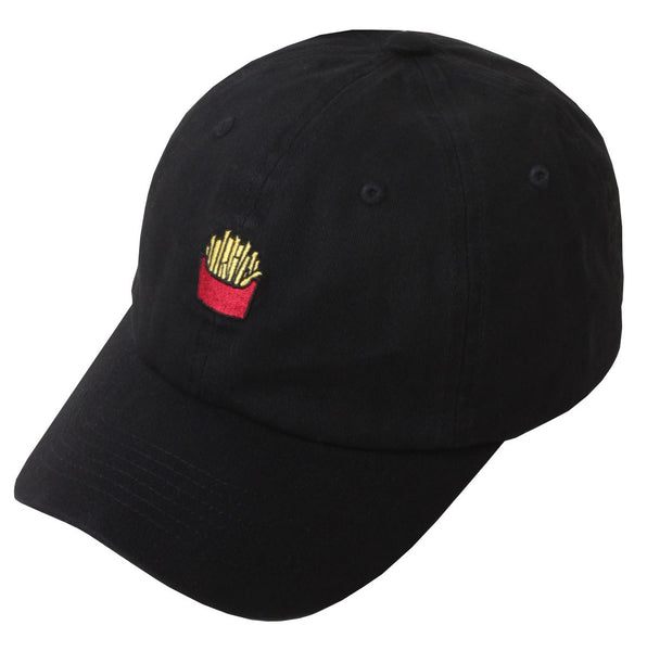 Unconstructed Dad Hat - French Fires