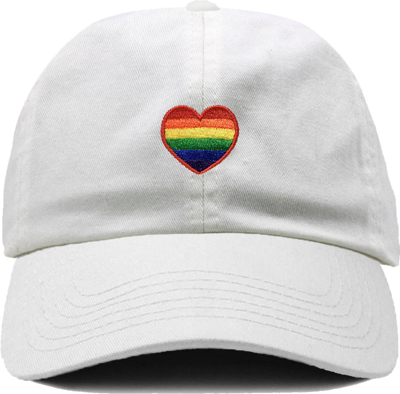 Dad Cap - Pride Heart