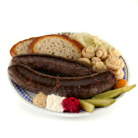 Kishka w/ Beef Blood