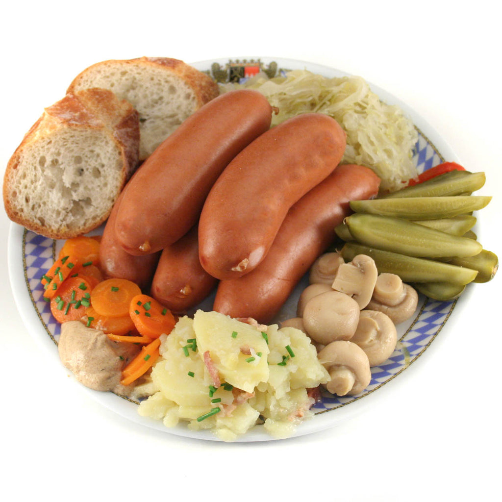 Natural Casing Knockwurst