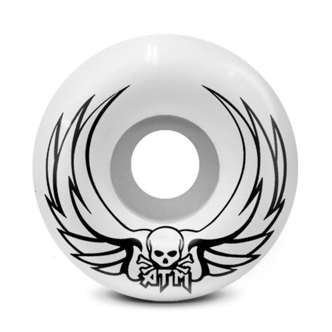 ATM Wings 54mm Wheels (White)