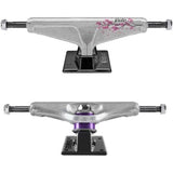 "Venture Yuto Bloom V-Light Trucks 5.2Hi (8.0"")"