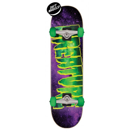 Creature Skateboard Galaxy Logo Micro 7.50in x 28.25in