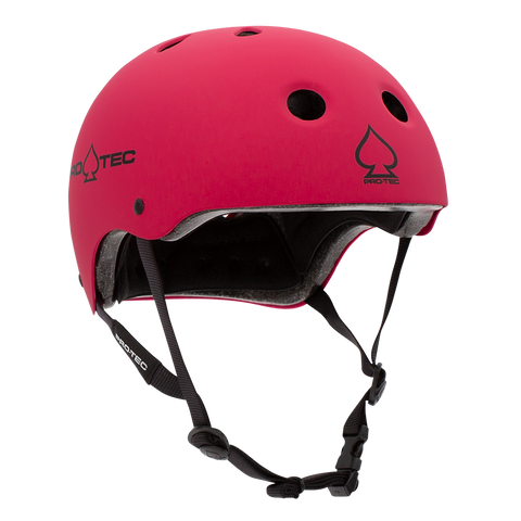 Pro-Tec Classic Certified (Matte Pink)