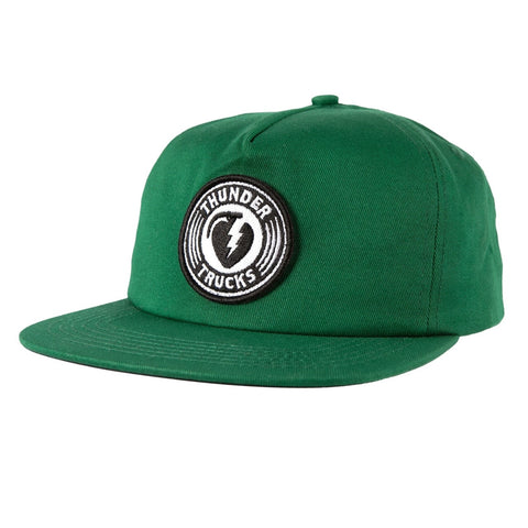 Thunder Charged Grenade Hat (Green)