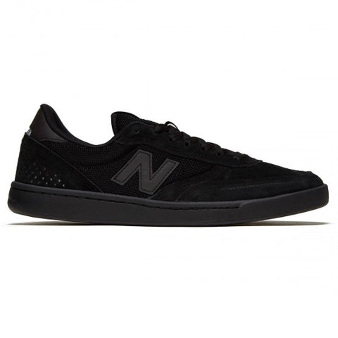 New Balance NM440 (Black/Black Suede)
