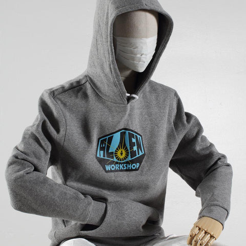Alien Workshop OG Logo Hoodie (Grey)