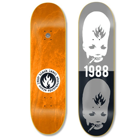 Black Label Thumbhead Stacked Deck 8.75″