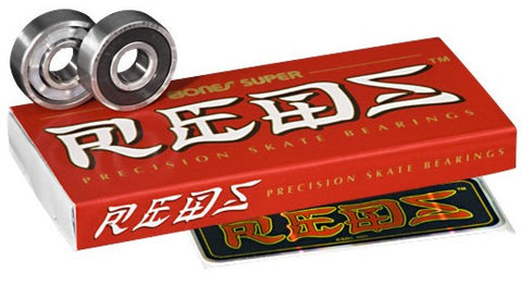 "BONES ""Super Reds"" Bearings"