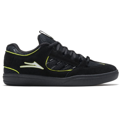 Lakai Carroll (Black / Neon Green)