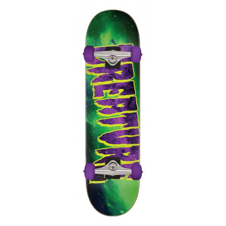 Creature Skateboard Galaxy Logo Mid 7.80in x 31.00in