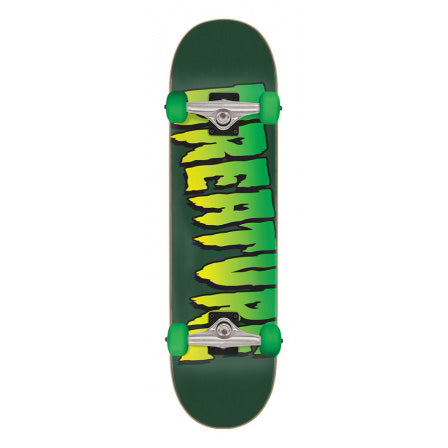 Creature Skateboard Logo Full  Complete 8.00in x 31.25in
