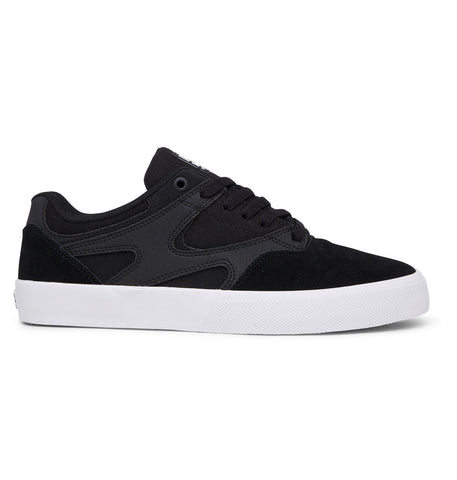 DC Kalis Vulc (Black/White)