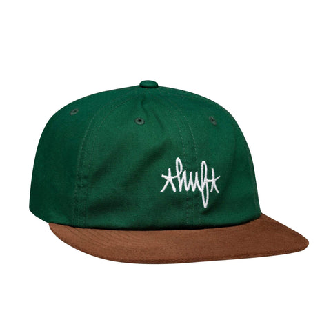 Huf Haze Contrast 6-Panel Hat (Forest)