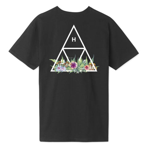 Huf Botanical Garden T-Shirt (Black)