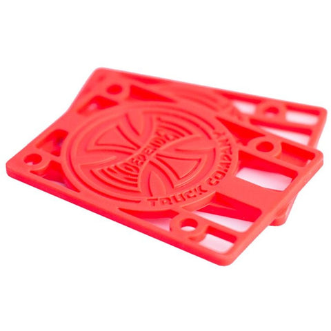 "Independent Risers 1/8"" (Red)"