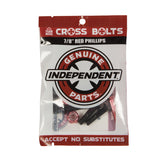 Independent Genuine Parts Phillips Hardware Black/Red 7/8""