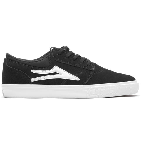 Lakai Griffin (Black Suede)