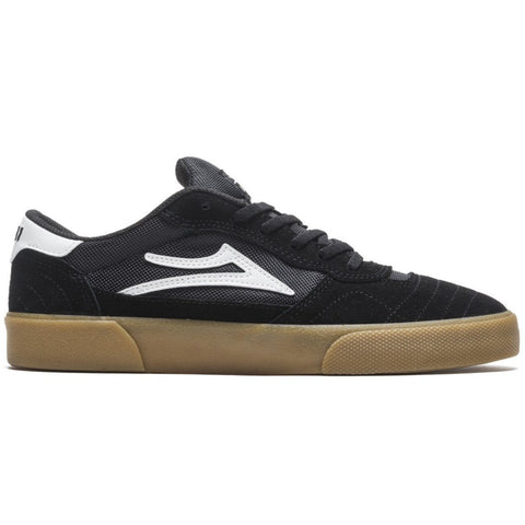 Lakai Cambridge (Black Suede/Gum)