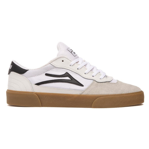 Lakai Cambridge (White/Black Suede)