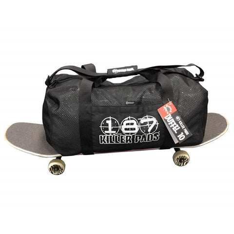 187 Mesh Duffel Bag