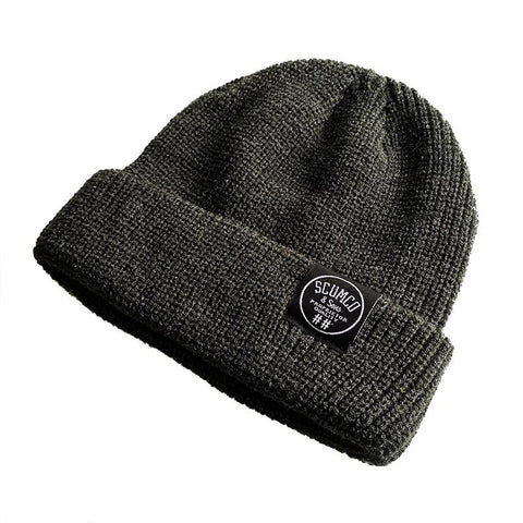 Scumco Townie Beanie (Midnight)