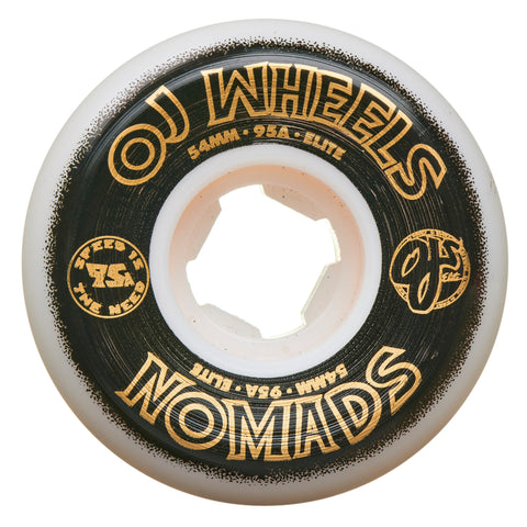 OJ Elite Nomads 54mm 95A Wheels