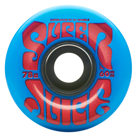 OJ Super Juice Blues 60mm 78A Wheels