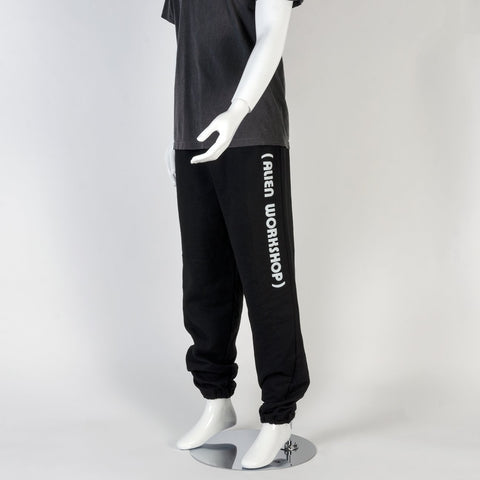 Alien Workshop Parentheses Sweatpants (Black)
