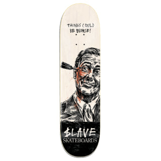 Slave Team Positive Thinker Deck 9.0""