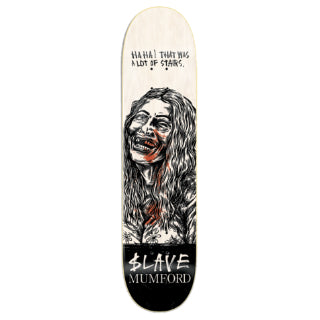 Slave Mumford Positive Thinker Deck 8.0""