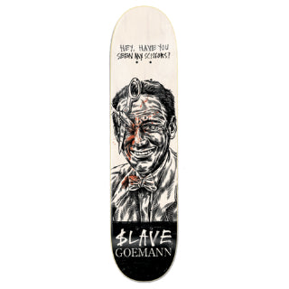 Slave Goemann Positive Thinker Deck 8.375""