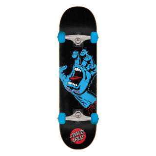 "Santa Cruz Screaming Hand Full 8.0"" x 31.25"" Complete"