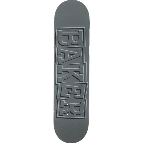 Baker Reynolds Ribbon Grey Deck 7.875 x 31.5