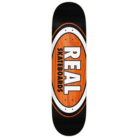 Real Gage Am Oval Deck 8.25""