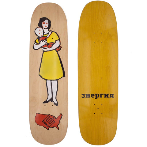 Energy Mother Yellow Deck 8.75""