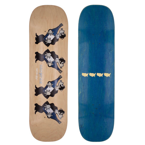 Energy Father Blue Deck 8.88""