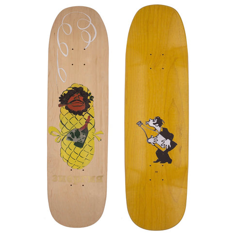 Energy Child Yellow Deck 8.5""