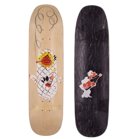 Energy Child White Deck 8.5""