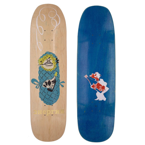 Energy Child Teal Deck 8.5""