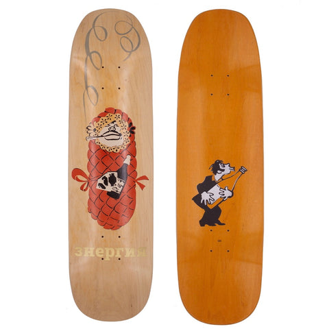 Energy Child Orange Deck 8.5""