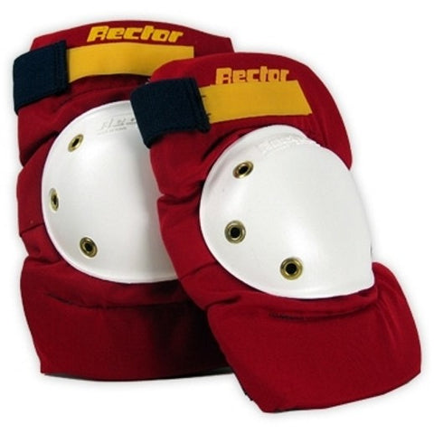 Rector Protector Knee Pads (Red)