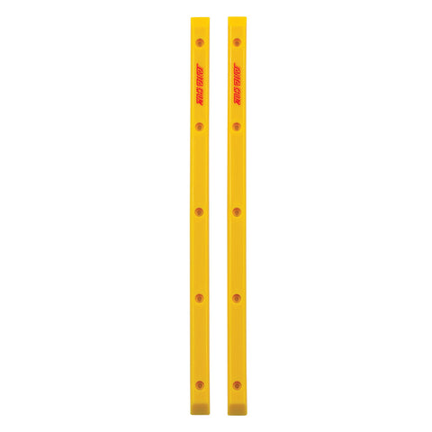 Santa Cruz Slimline Rails (Yellow)