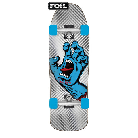 Santa Cruz Screaming Hand Foil 9.35 x 31.7 80s Cruzer Complete