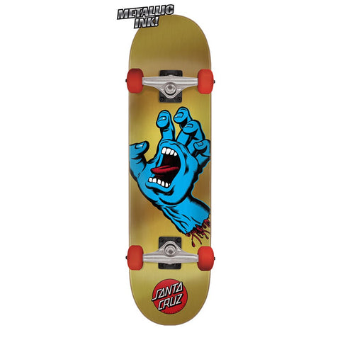 "Santa Cruz Screaming Hand 7.75"" x 31.4"" Complete"