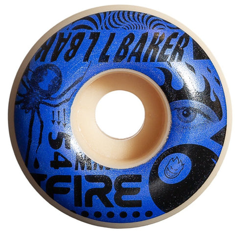 Spitfire Formula Four L. Baker 54mm 99A Classic Wheels
