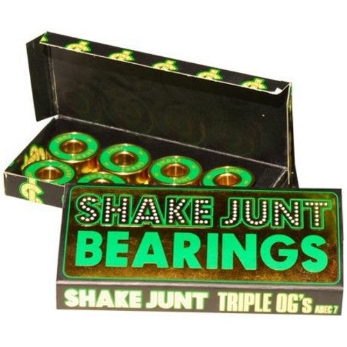 "SHAKE JUNT ""Triple O.G."" Bearings: ABEC-7"