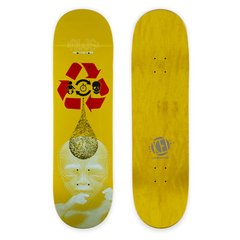 Alien Workshop Star Reincarnate Deck 9.0""