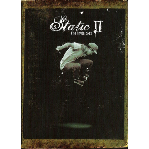 """STATIC II - The Invisibles"" DVD"